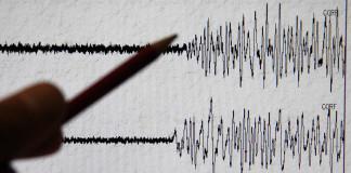 sismografo, terremoto pollino
