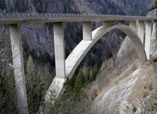 Concrete Bridge, Close-up Engineering