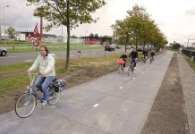 Solaroad, Netherlands, Cycle path, sun, pista ciclabile, Olanda, Close Up Engineering