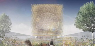 Expo Milano 2015: UK Pavilion, credits: domusweb.it