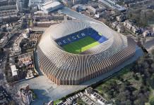Il nuovo stadio del Chelsea