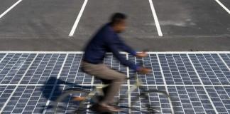 Wattway, l'asfalto fotovoltaico che produce energia