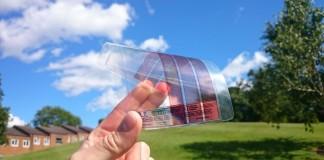 Le pareti del futuro potrebbero produrre energia