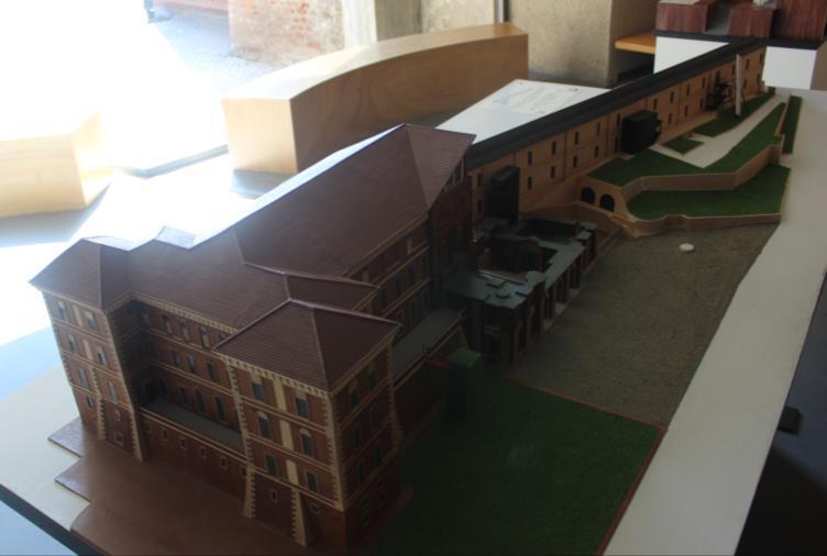 castello rivoli modello torino