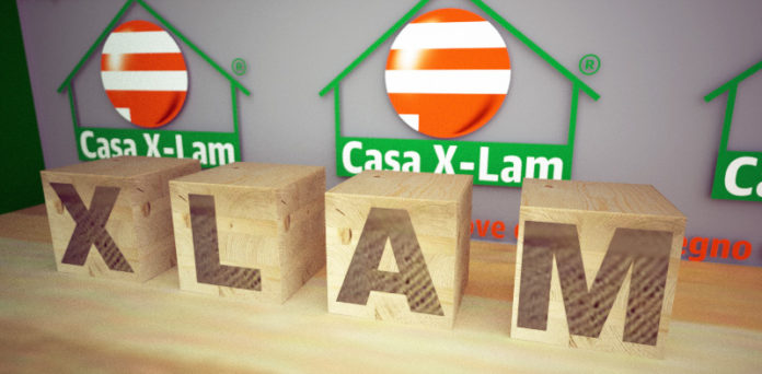 Scritta X-lam