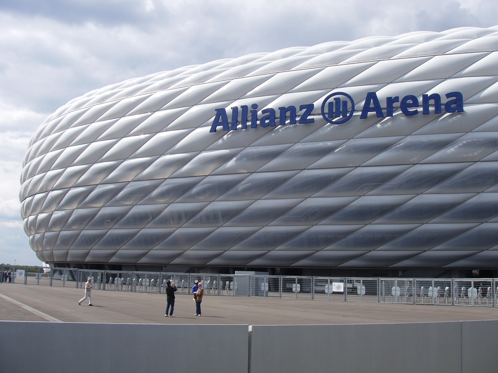 Allianz Arena stadio ETFE