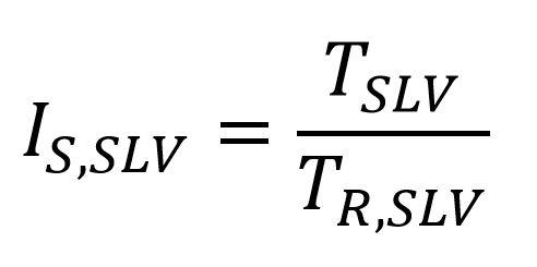 Islv formula