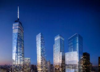 La nuova Torre 2 del World Trade Center