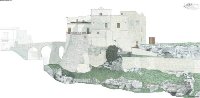 Restauro del Castello di Ginosa
