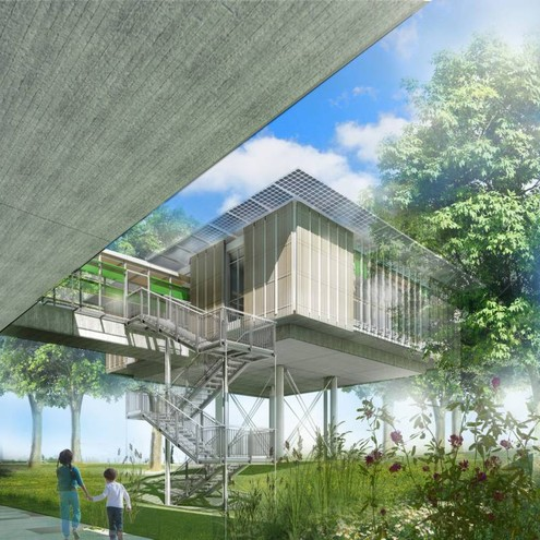 Ospedale Renzo Piano