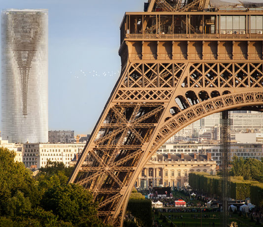 La Tour Montparnasse rifletterà la Tour Eiffel al contrario?