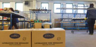 SIERA, il partner giusto per la lavorazione dei tubi metallici